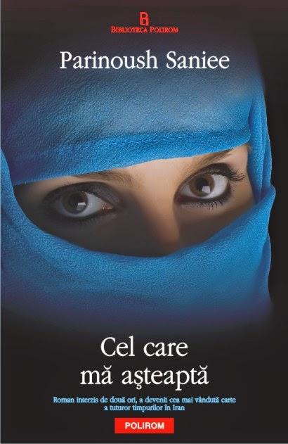 Coperta carte Cel care ma asteapta, scrisa de autorul Parinoush Saniee