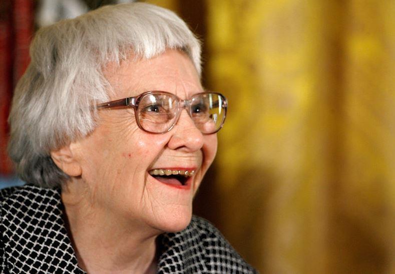 Harper Lee, autoarea cartii Sa ucizi o pasare cantatoare
