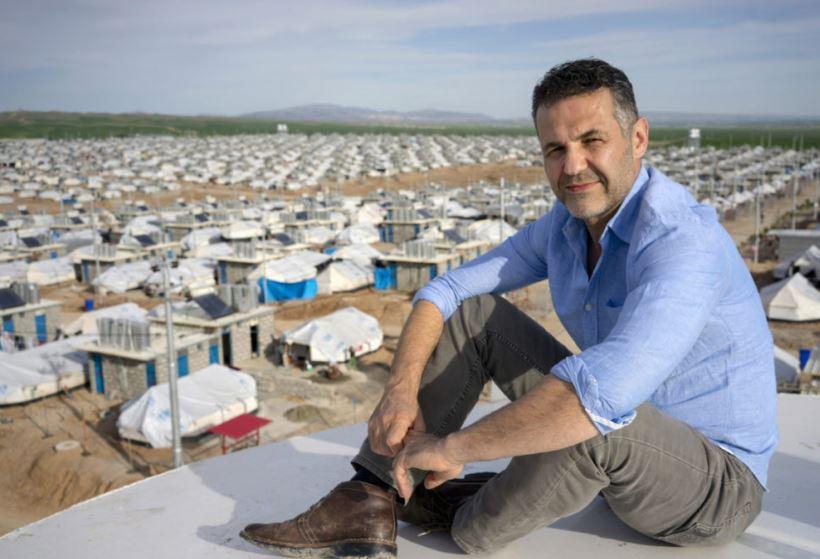 Khaled Hosseini, autorul cartii Vanatorii de zmeie