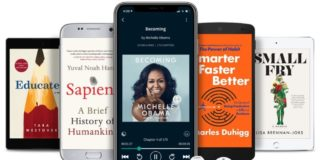Cărțile în era tehnologiei. Ce înseamnă eBook și AudioBook