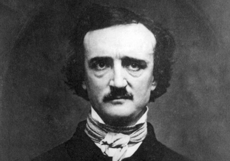 Edgar Allan Poe se regaseste pe aceasta lista selecta