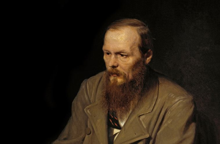 Feodor Dostoievski, cel mai apreciat autor din istoria literaturii