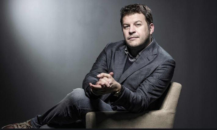 Guillaume Musso este cel mai cumparat autor in Franta