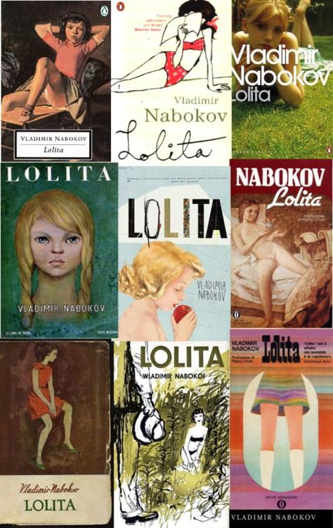 Lolita, scrisa de Vladimir Nabokov