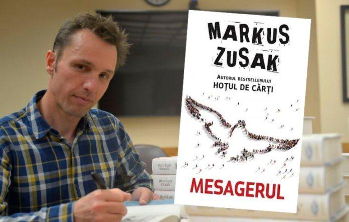 """Recenzie """"Mesagerul"""" de Markus Zusak"""