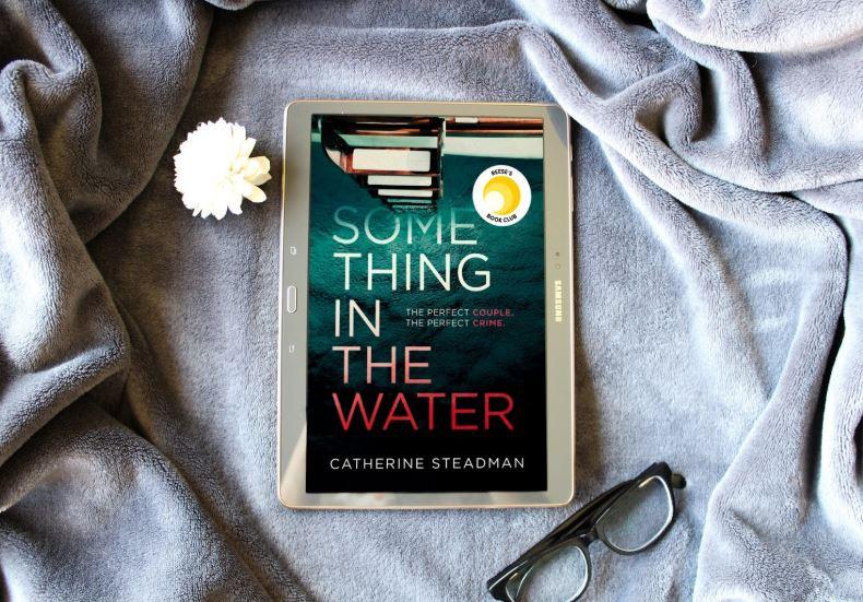 Something in the water, titlul original al romanului