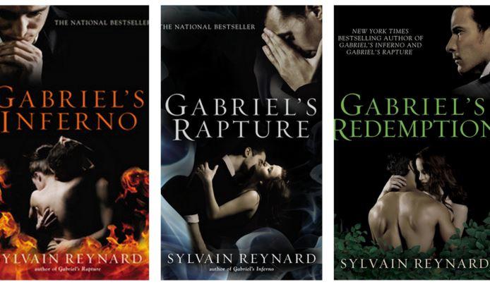 """Infernul lui Gabriel"" de Sylvain Reynard"
