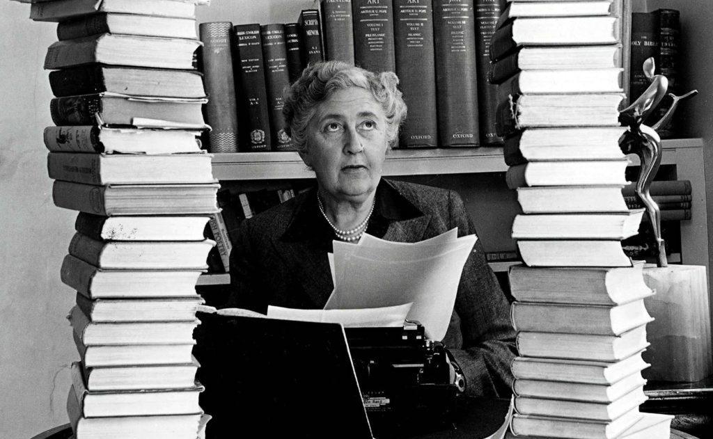 Agatha Christie este un reprezentat ilustru al romanelor politiste