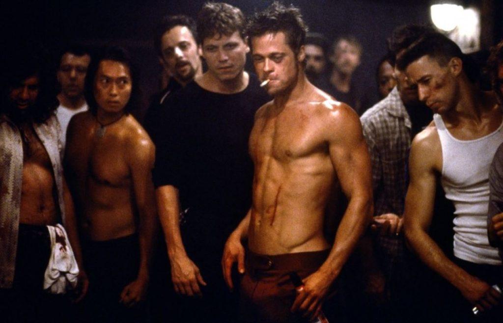 """Filmul """"Fight Club"""" s-a bucurat de un real succes în rândul tinerilor la multă vreme de la lansare"""