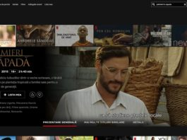 Filmul de weekend pe NETFLIX - Palmieri in zapada