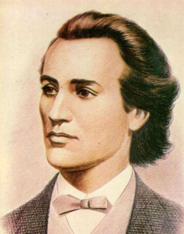 Portretul lui Mihai Eminescu