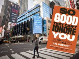 "Recenzie ""So good they can't ignore you"" de Cal Newport"