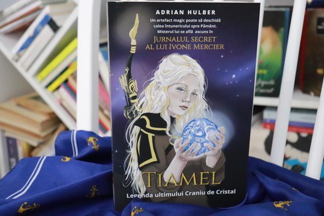 Copertă roman Tiamel