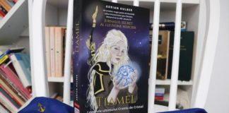 RECENZIE Tiamel - Legenda ultimului Craniu de Cristal, de Adrian Hulber